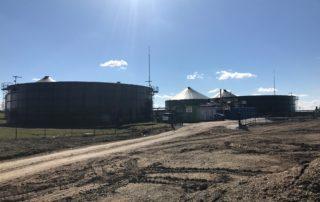 Bioplynové stanice Ožďany
